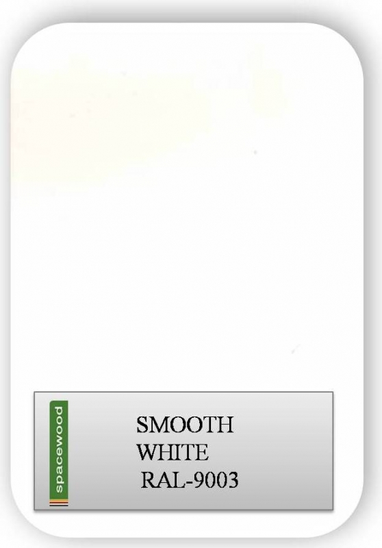 Smooth White RAL-9003